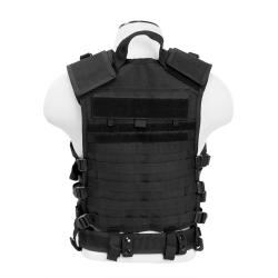 PALS/ MOLLE Vest [MED-2XL] - Black