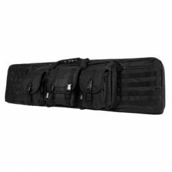 """Double Carbine Case 46"""" - Black"""