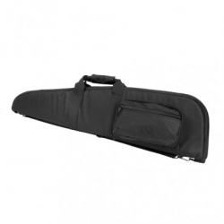 """2906 Gun Case 48""""L X 9""""H - Black"""