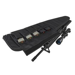 "Rifle Case - 13""H X 46""L - Black"
