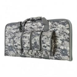 """28"""" Subgun,AR & AK Pistol Case - Digital Camo"""