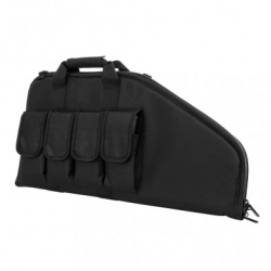 "28"" Tactical Subgun,AR&AK Pistol Case -Black"