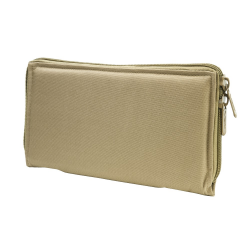 Pistol Case Range Bag Insert - Tan