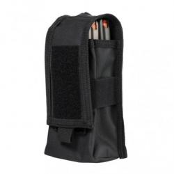 2 AR/AK Mags or Radio Pouch - Black