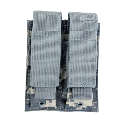 Double Pistol Mag Pouch - Digital Camo