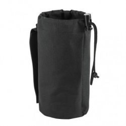 MOLLE Hydration Bottle Pouch/ Black