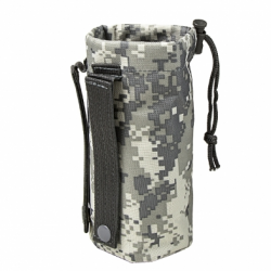 MOLLE Hydration Bottle Pouch/ Digital Camo