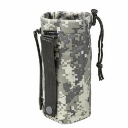 MOLLE Hydration Bottle Pouch/ Digital Camo