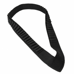 Shotgun Bandolier - Black