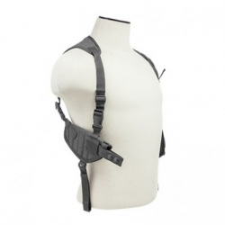Ambidextrous Shoulder Holster - Urban Gray