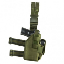 2954 Drop Leg Universal Holster - Green