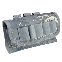 Shot Shell Pouch - Digital Camo