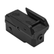 COMPACT PISTOL BLUE LASER WITH STROBE AND KEYMOD™ UNDERMOUNT/BLACK