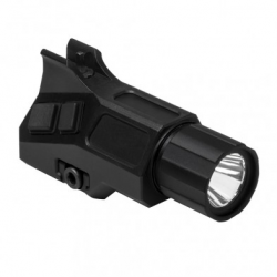 AR15 Flashlight with A2 Iron Front Sight Post