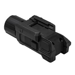 Pistol Flashlight with Strobe