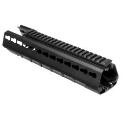 AR15 Triangle KeyMod Handguard - Mid-Length