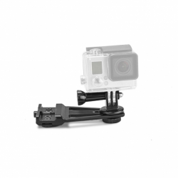 ACTION CAMERA MOUNT WITH KPM MOUNTING SYSTEM (KEYMOD/PICATINNY/M-LOK)