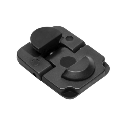 KeyMod 1 Slot Covers - Black