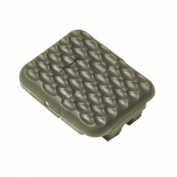 M-LOK® 1 Slot Covers - Green