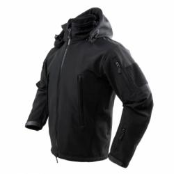 Delta Zulu Jacket - Black - Largecol