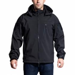 Alpha Trekker Jacket - Black - Large