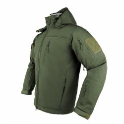 Alpha Trekker Jacket - Green-Medium