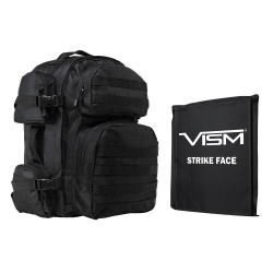 "2911 Backpack with 10""X12"" Soft Panel Black (Build to Order)"