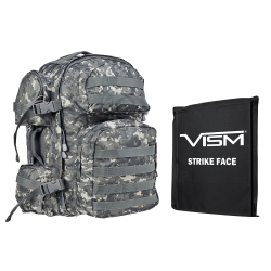 "2911 Backpack with 10""X12"" Soft Panel Digital Camo (Build to Order)"
