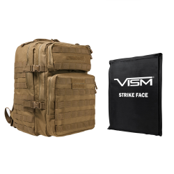 "2974 Backpack with 11""X14"" Soft Panel Tan (Build to Order)"