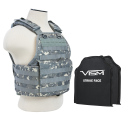2924 Carrier w/10X12 Soft Panels/ Digital Camo (Build to Order)