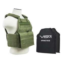 2924 Carrier w/10X12 Soft Panels/ Green (Build to Order)