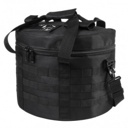 Riot & Tactical Helmet Bag - Black