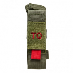 Tourniquet & Trauma Shear Pouch - Green