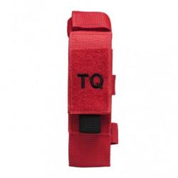 Tourniquet & Trauma Shear Pouch - Red