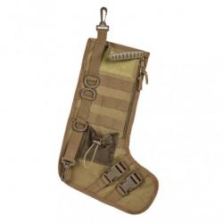 Tactical Christmas Stockings w/ Handle - Tan