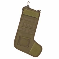 Tactical Christmas Stocking - Tan