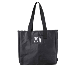 VISM® by NcSTAR® GROCERY SHOPPING BAG/ BLACK
