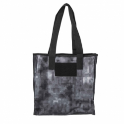 VISM® by NcSTAR® GROCERY SHOPPING BAG/ VISM DIGITAL BLACK CAMO