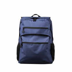 BACKPACK MODEL 3003 WITH FRONT AND REAR COMPARTMENT FOR SOFT BODY ARMOR (NOT INCLUDED)/ NAVY BLUE