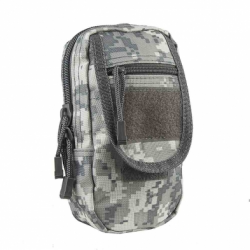 Large Utility Pouch - Digital Camo