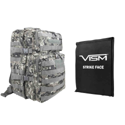 "Assault Backpack w/11""x14"" Level IIIA Soft Ballistic Panel (Build to Order)"
