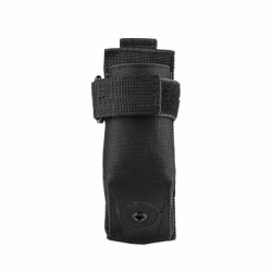 Molle Flashlight Pouch - Black