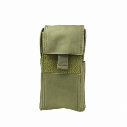 Molle 25 Shotshell Carrier Pouch - Green