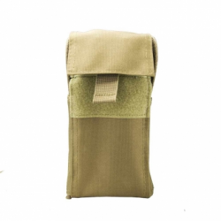Molle 25 Shotshell Carrier Pouch - Tan