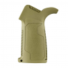 Ar15 Ergonomic Pistol Grip w/ Storage - Tan
