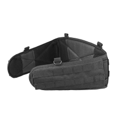 Molle Battle Belt Large - Black