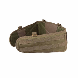 Molle Battle Belt Medium - Tan