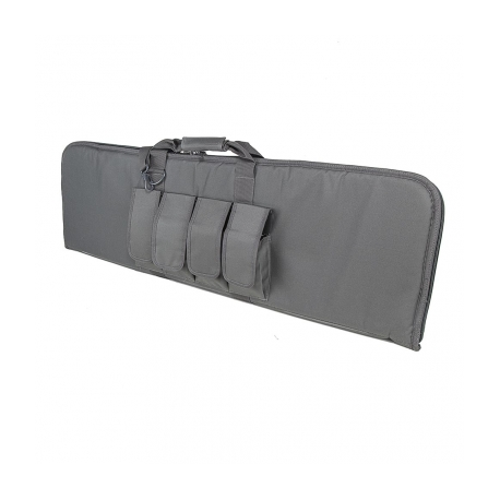 "Rifle Gun Case (42""L X 13""H) - Urban Gray"