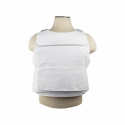 Discreet Plate Carrier - Med-2xl - White