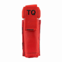 Molle Tourniquet With Elastic Flap - Red